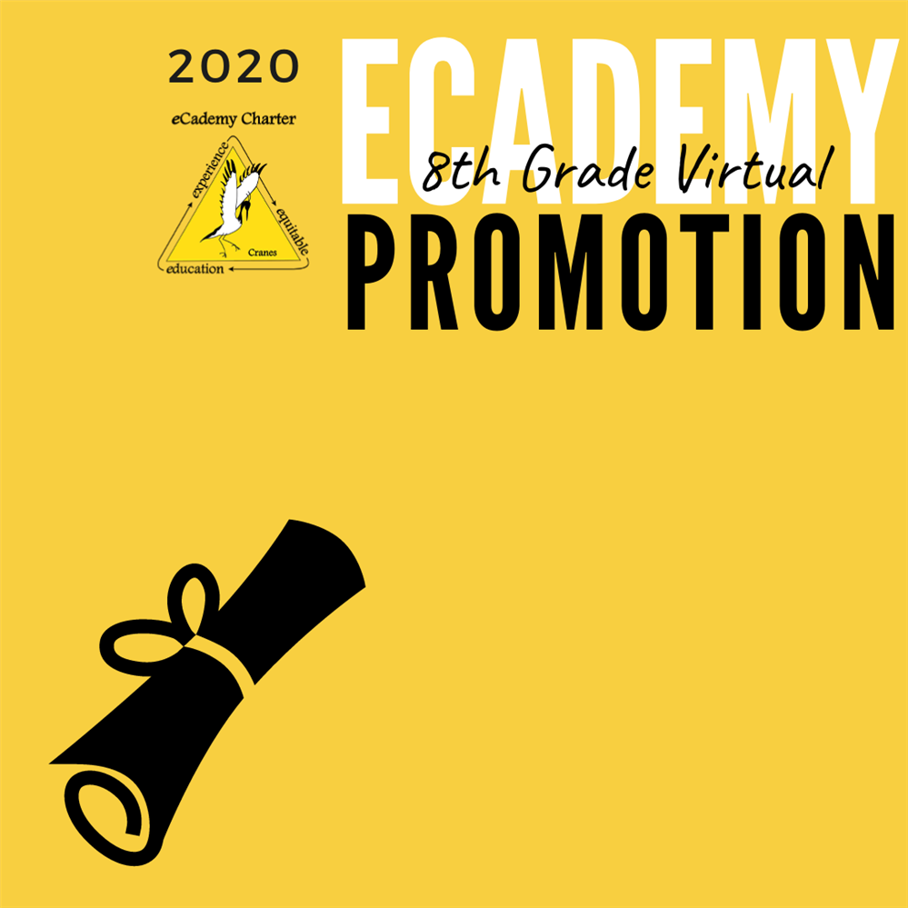 8th Grade Virtual Promotion