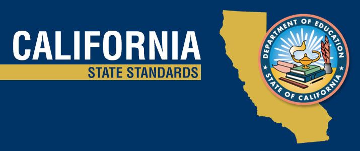 CA State Standards Logo