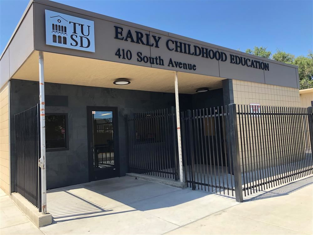 Early Childhood Ed Building