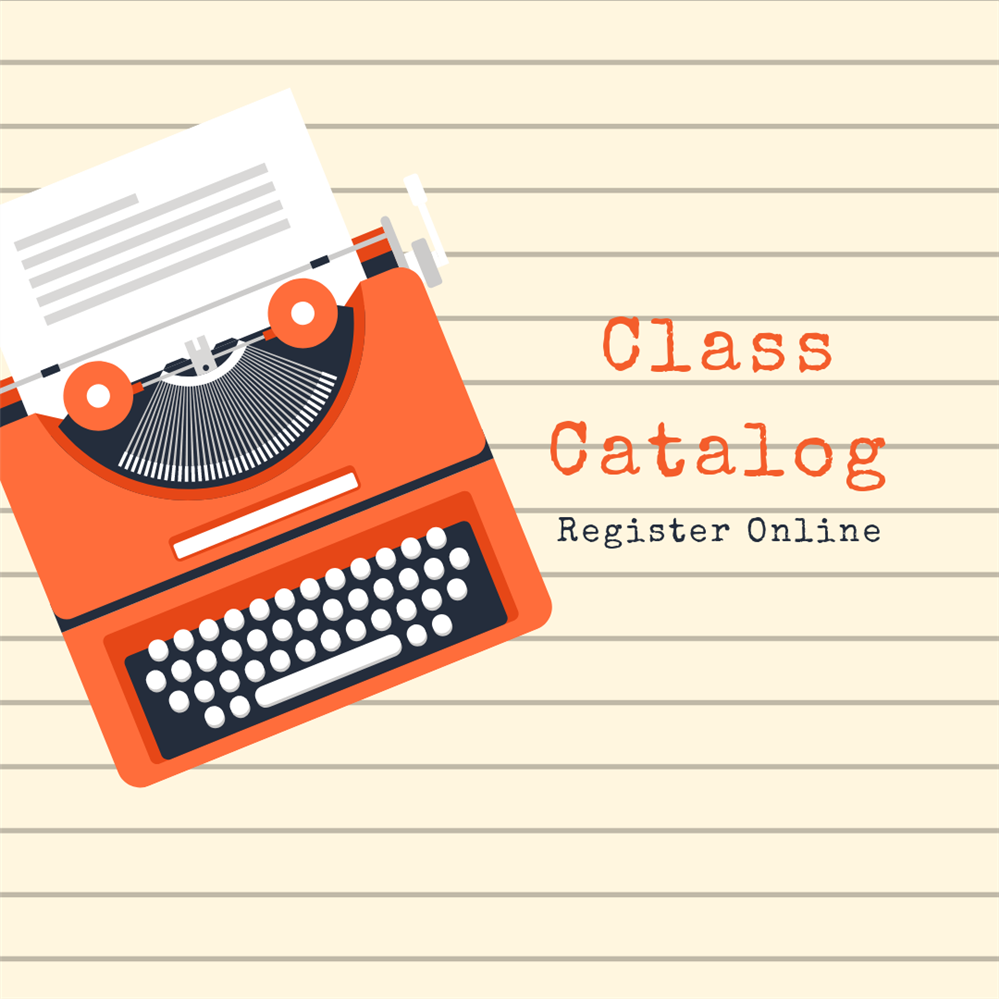 Class Catalog Register for Classes