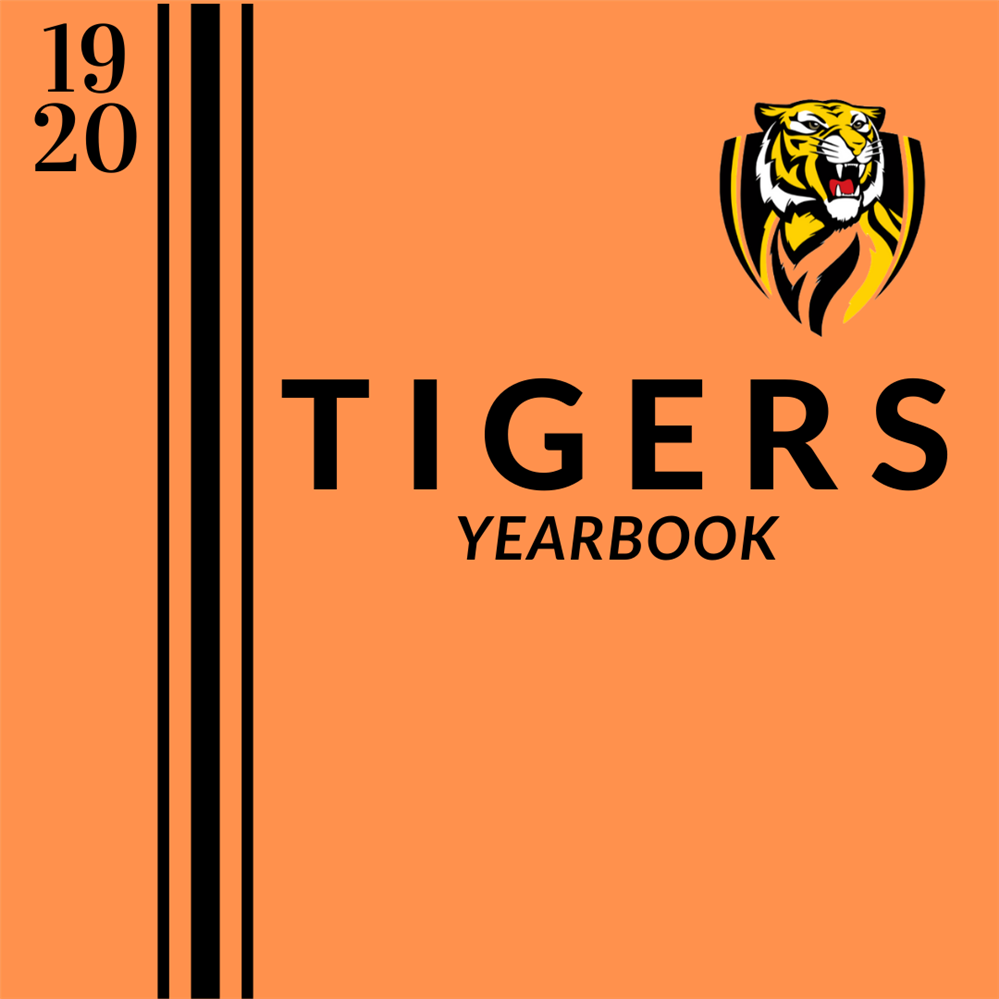 TJHS Tigers Yearbook