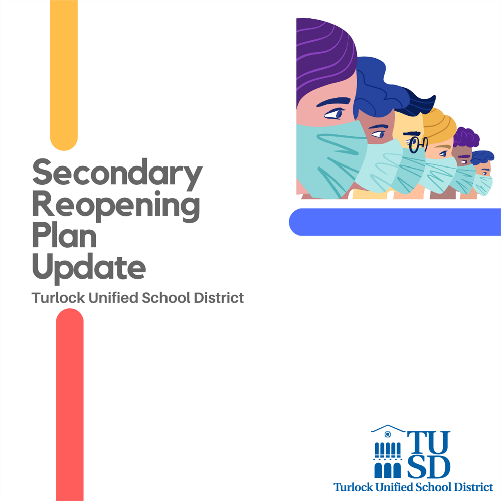 Secondary Reopening Plan