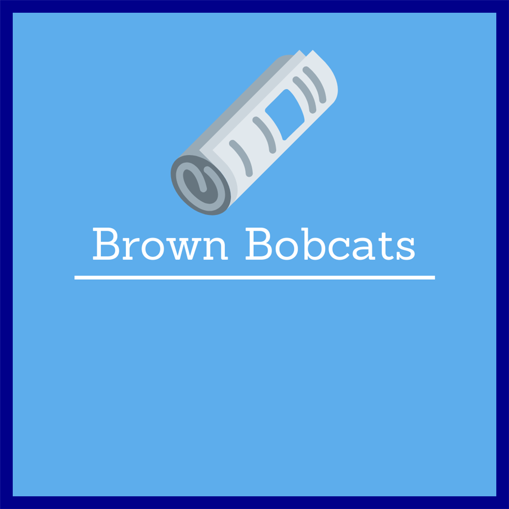 Brown Bobcats